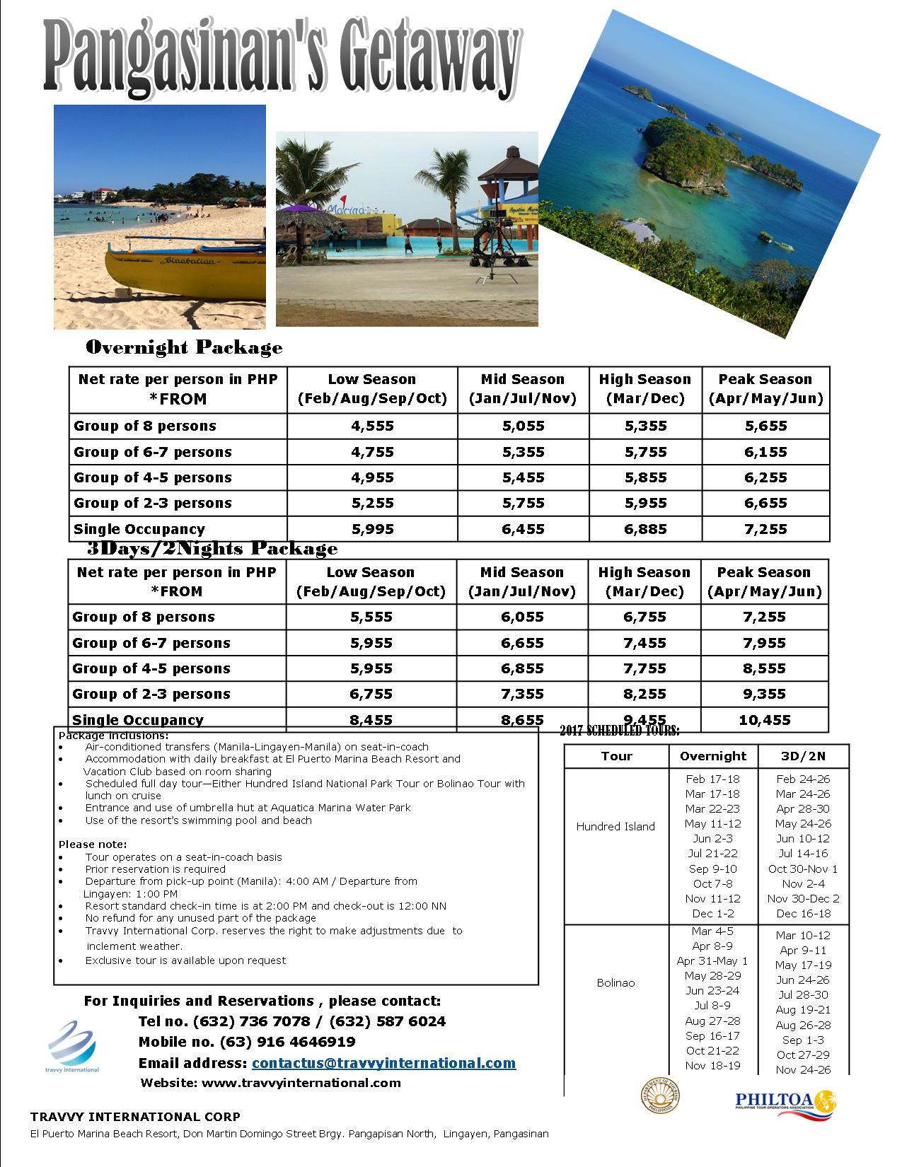Tour Packages And Leisure Rates El Puerto Marina Beach